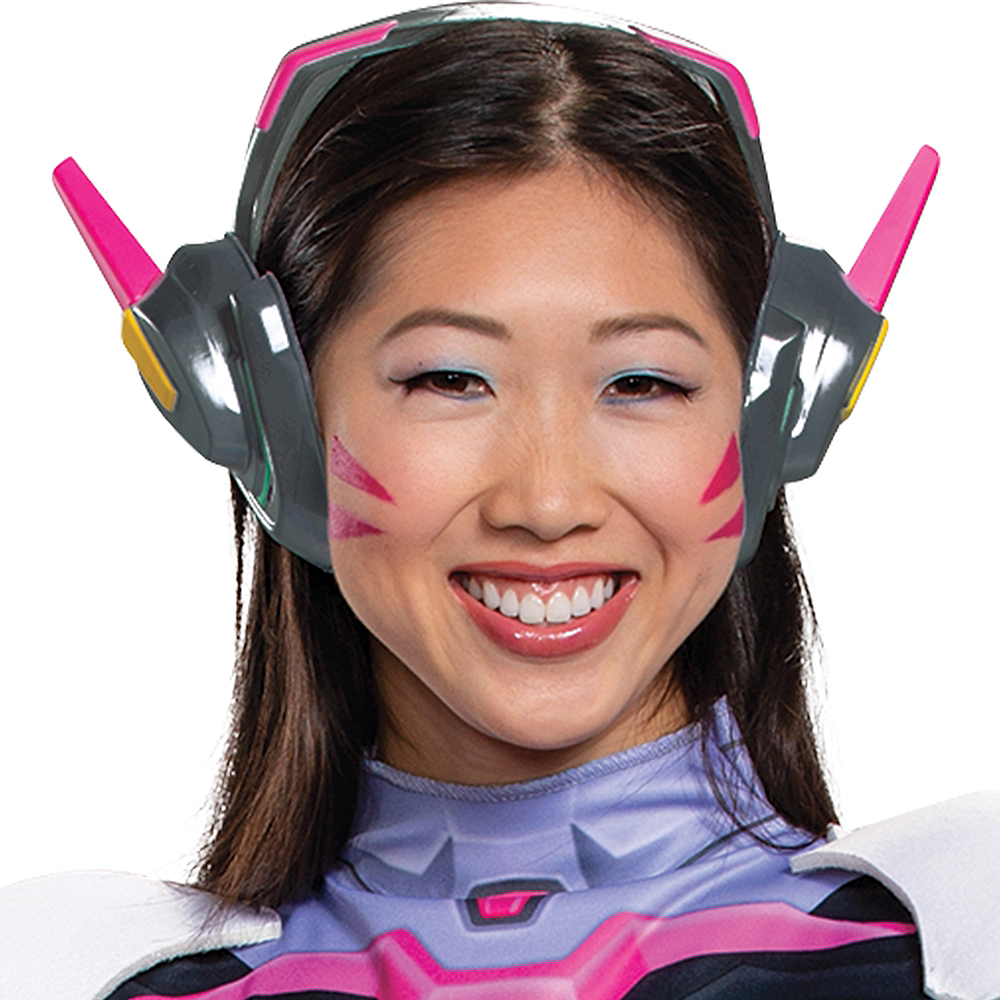 Adult D.Va Costume - Overwatch Image #2