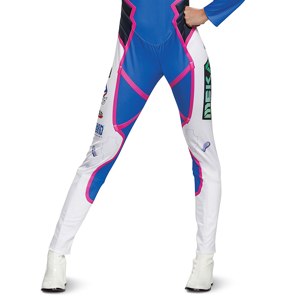 Adult D.Va Costume - Overwatch Image #4
