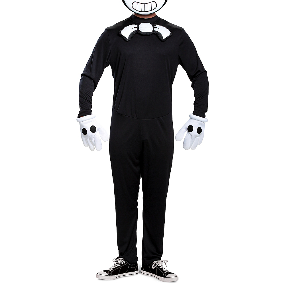 Nav Item for Adult Bendy Costume Image #3