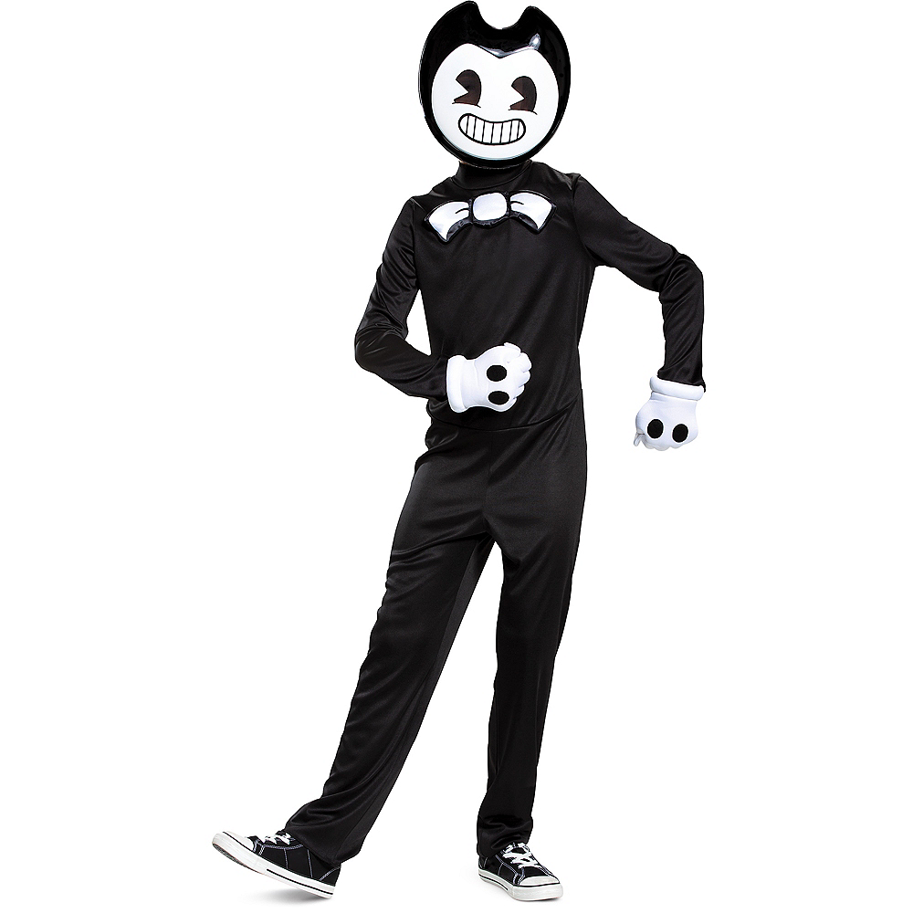Child Bendy Costume Image #1