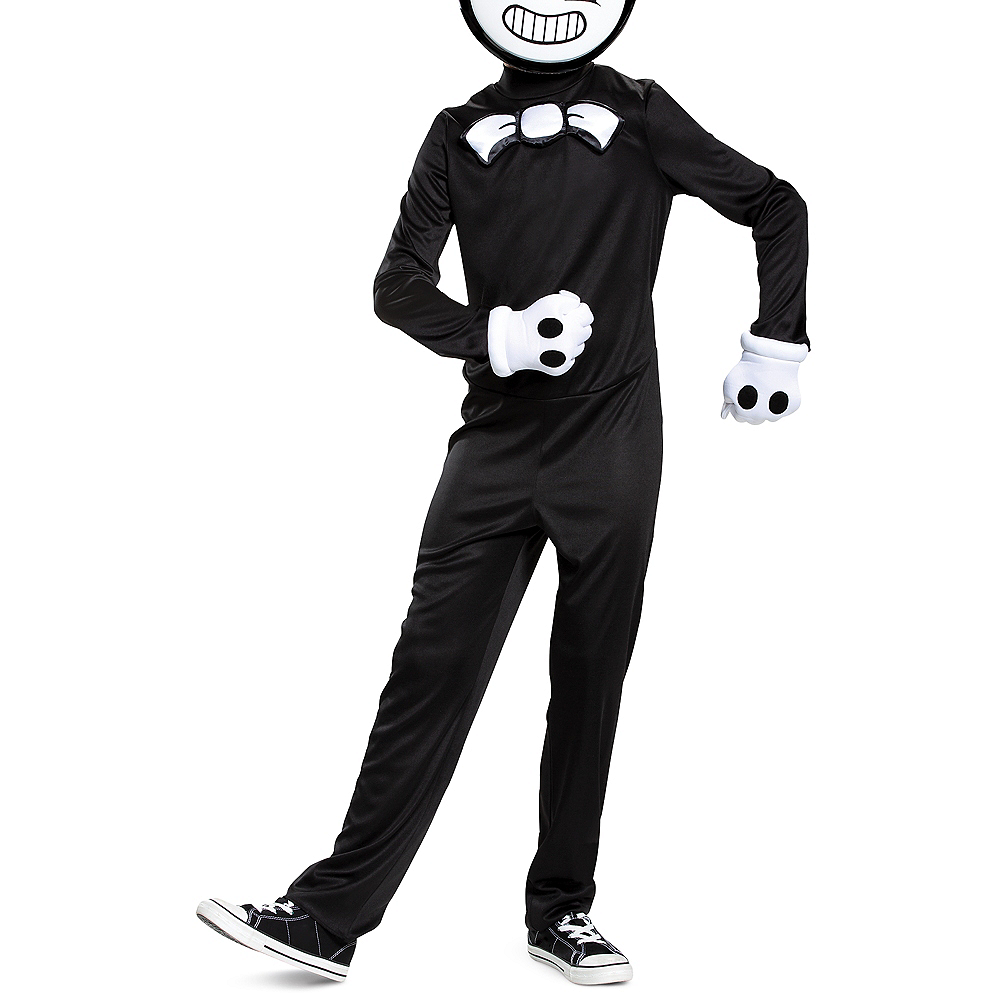 Child Bendy Costume Image #3