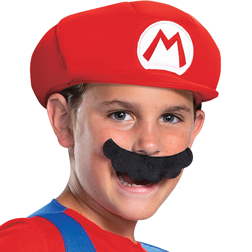 Nav Item for Child Mario Costume - Super Mario Brothers Image #2