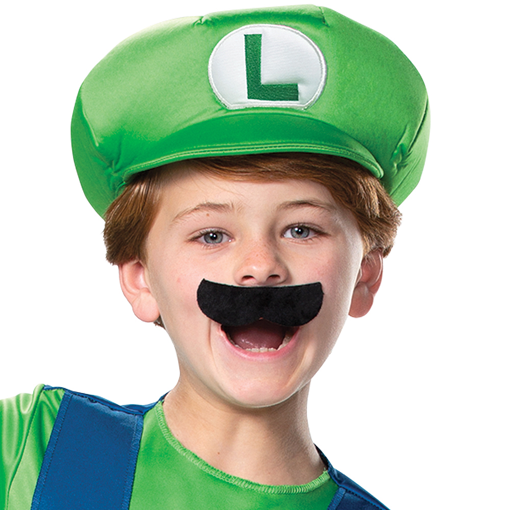 Child Luigi Costume - Super Mario Brothers Image #2