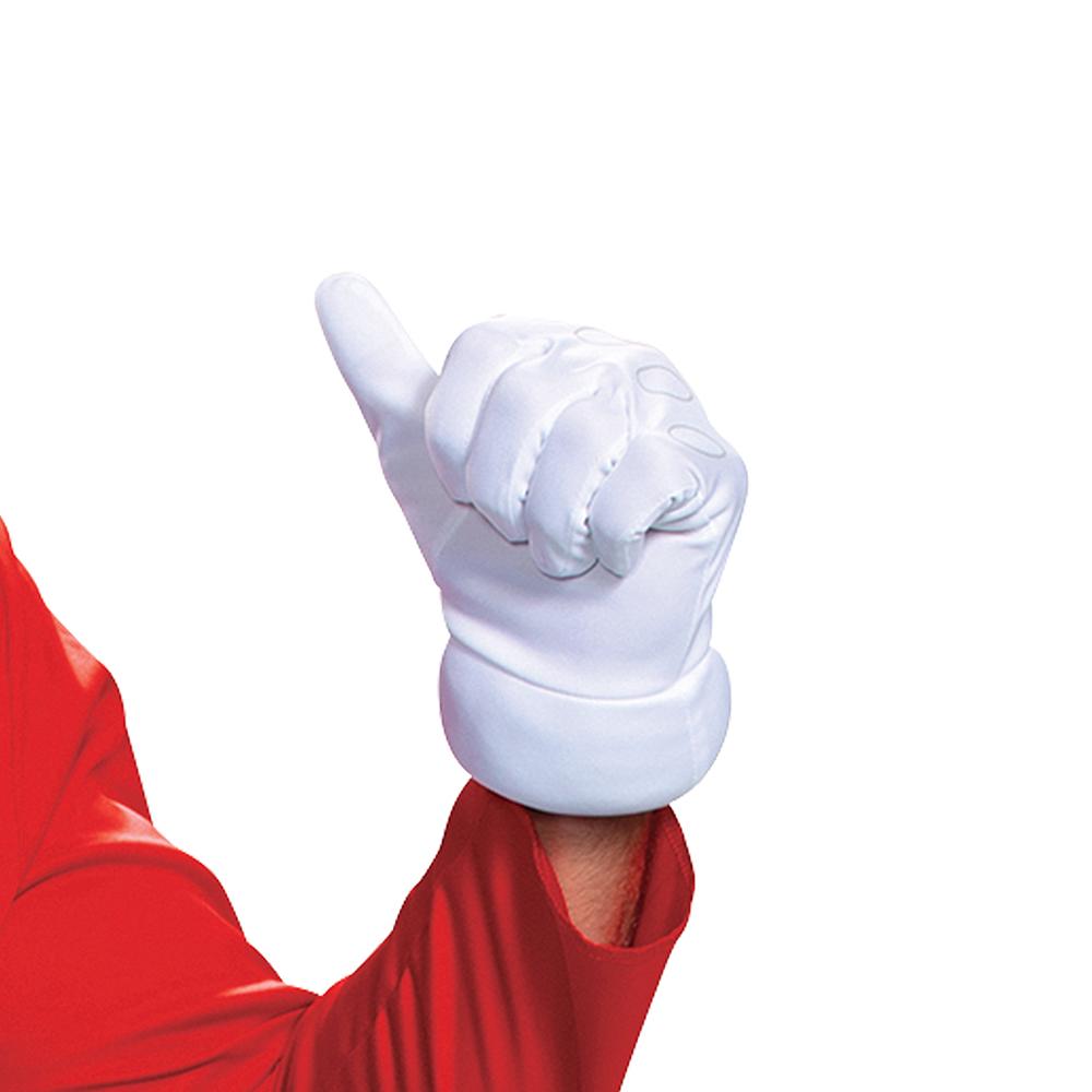Adult Mario Costume - Super Mario Brothers Image #5
