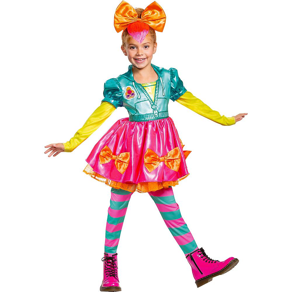 Child Neon Q.T. Costume - L.O.L. Surprise! Image #1