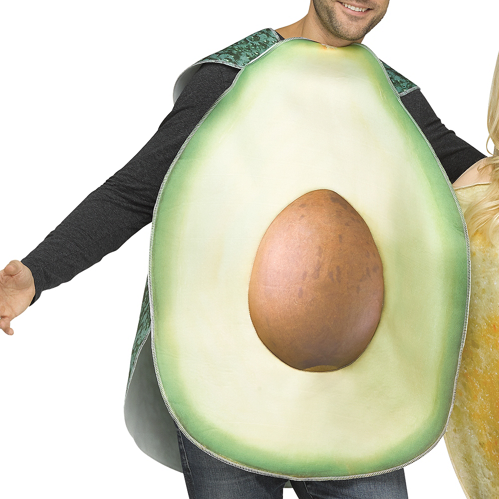 Adult Avocado & Toast Couples Costumes Image #2