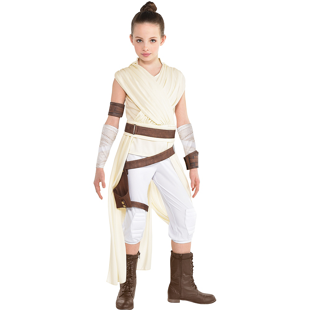 Child Rey Costume - Star Wars 9 The Rise of Skywalker Image #1