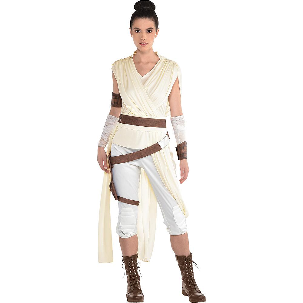 Adult Rey Costume - Star Wars 9 The Rise of Skywalker Image #1