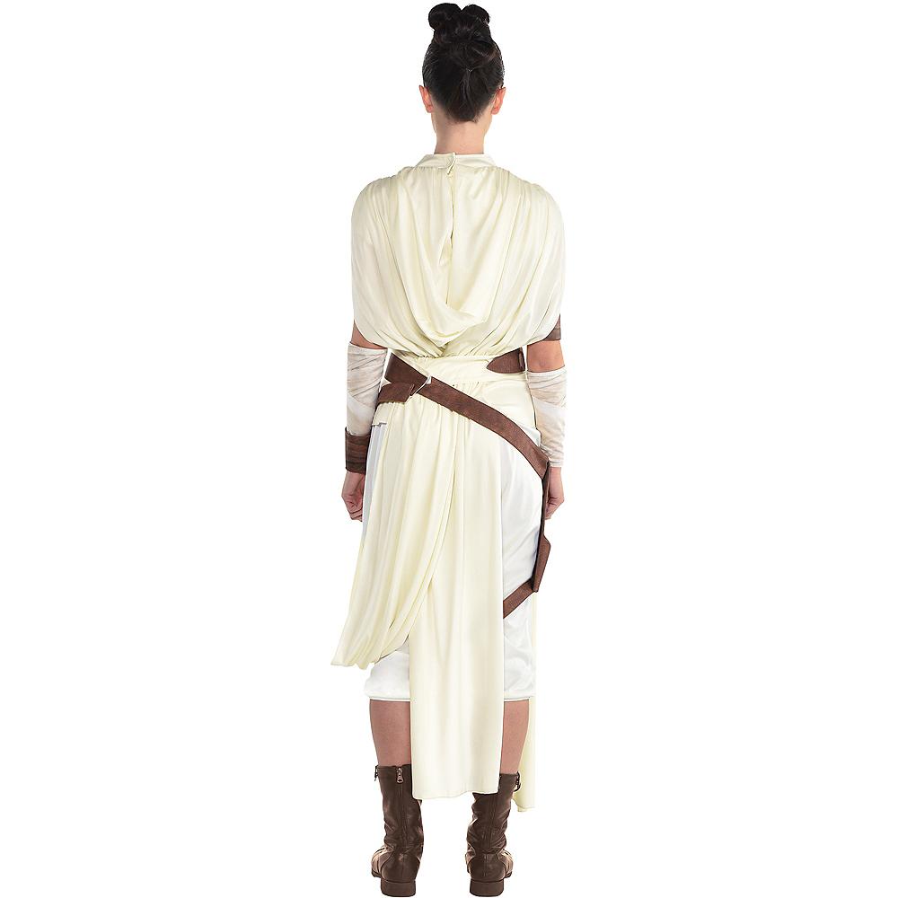 Adult Rey Costume - Star Wars 9 The Rise of Skywalker Image #3
