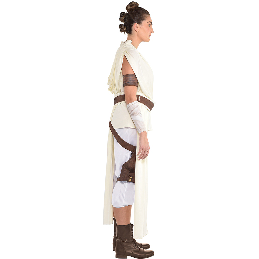 Adult Rey Costume Plus Size - Star Wars 9 The Rise of Skywalker Image #2
