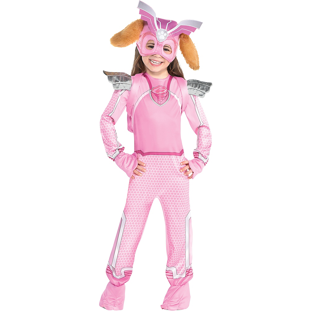 Child Skye Costume - PAW Patrol Mighty Pups