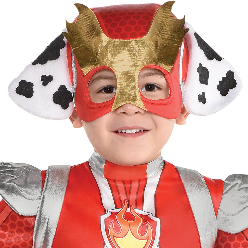 Child Marshall Costume - PAW Patrol Mighty Pups Image #4