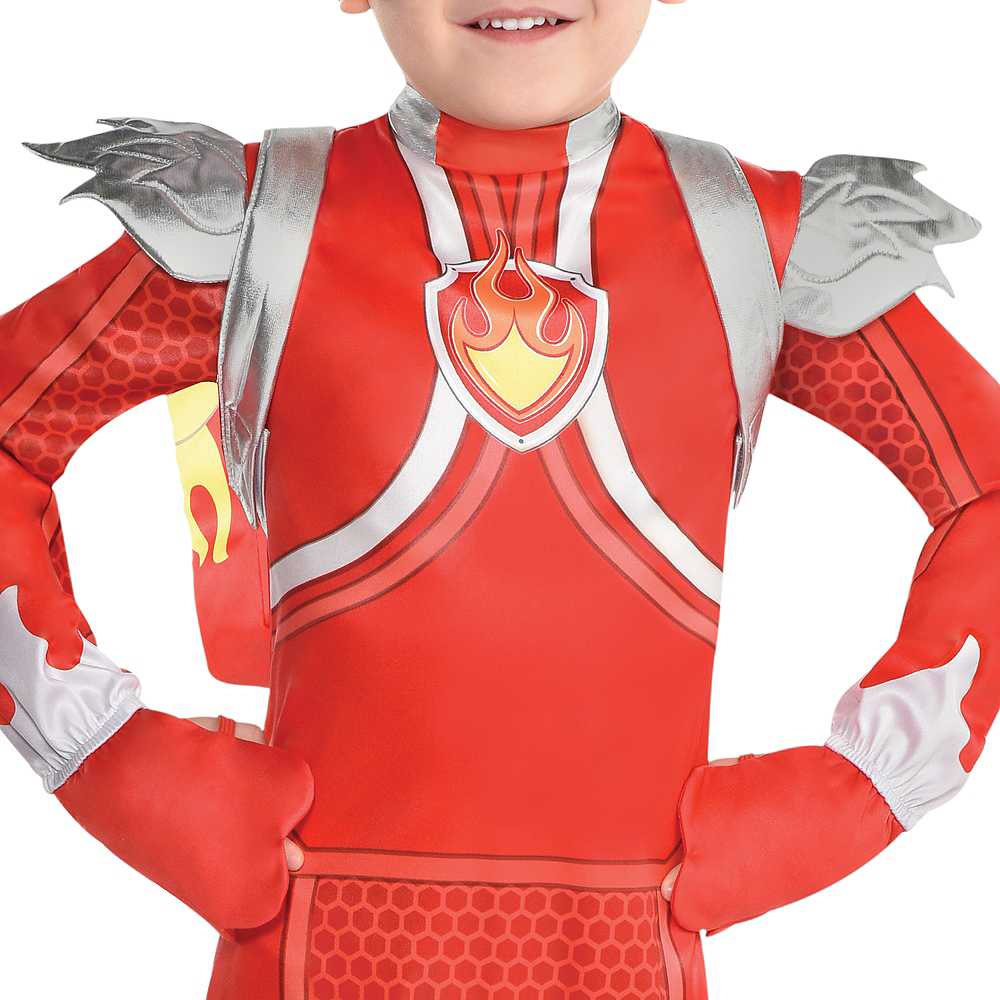 Child Marshall Costume - PAW Patrol Mighty Pups Image #5