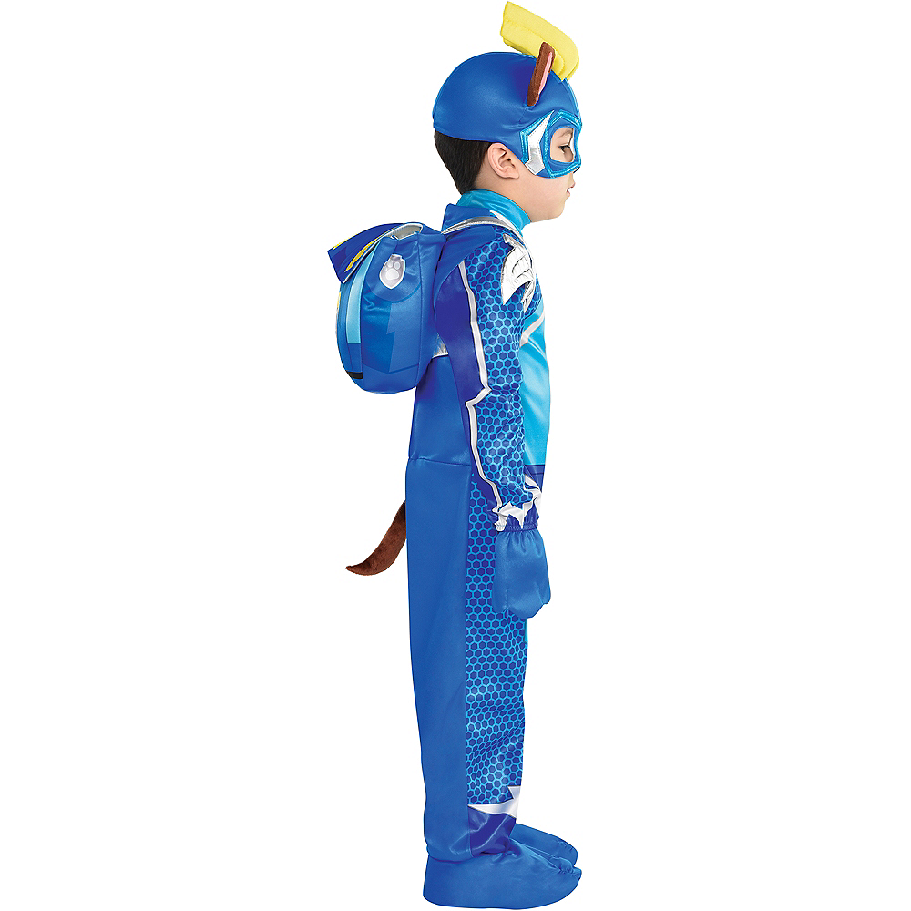 Child Chase Costume - PAW Patrol Mighty Pups Image #2