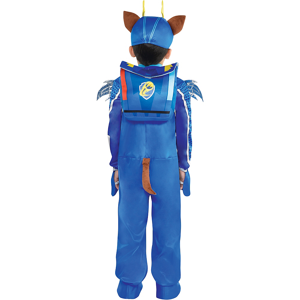 Child Chase Costume - PAW Patrol Mighty Pups Image #3
