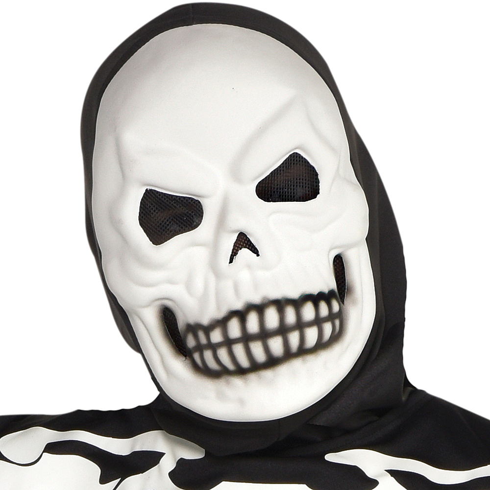 Adult Glow-in-the-Dark X-Ray Skeleton Costume Image #2