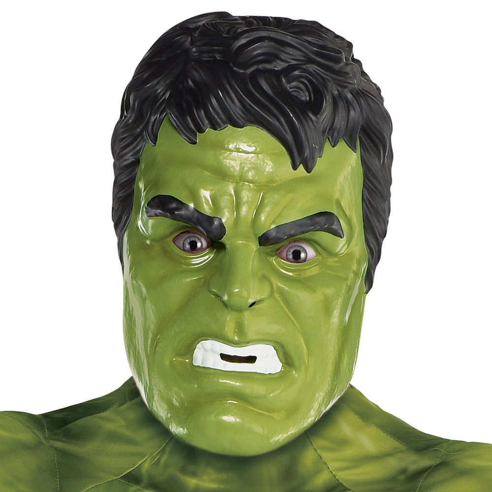Nav Item for Adult Hulk Muscle Costume - Avengers: Endgame Image #2