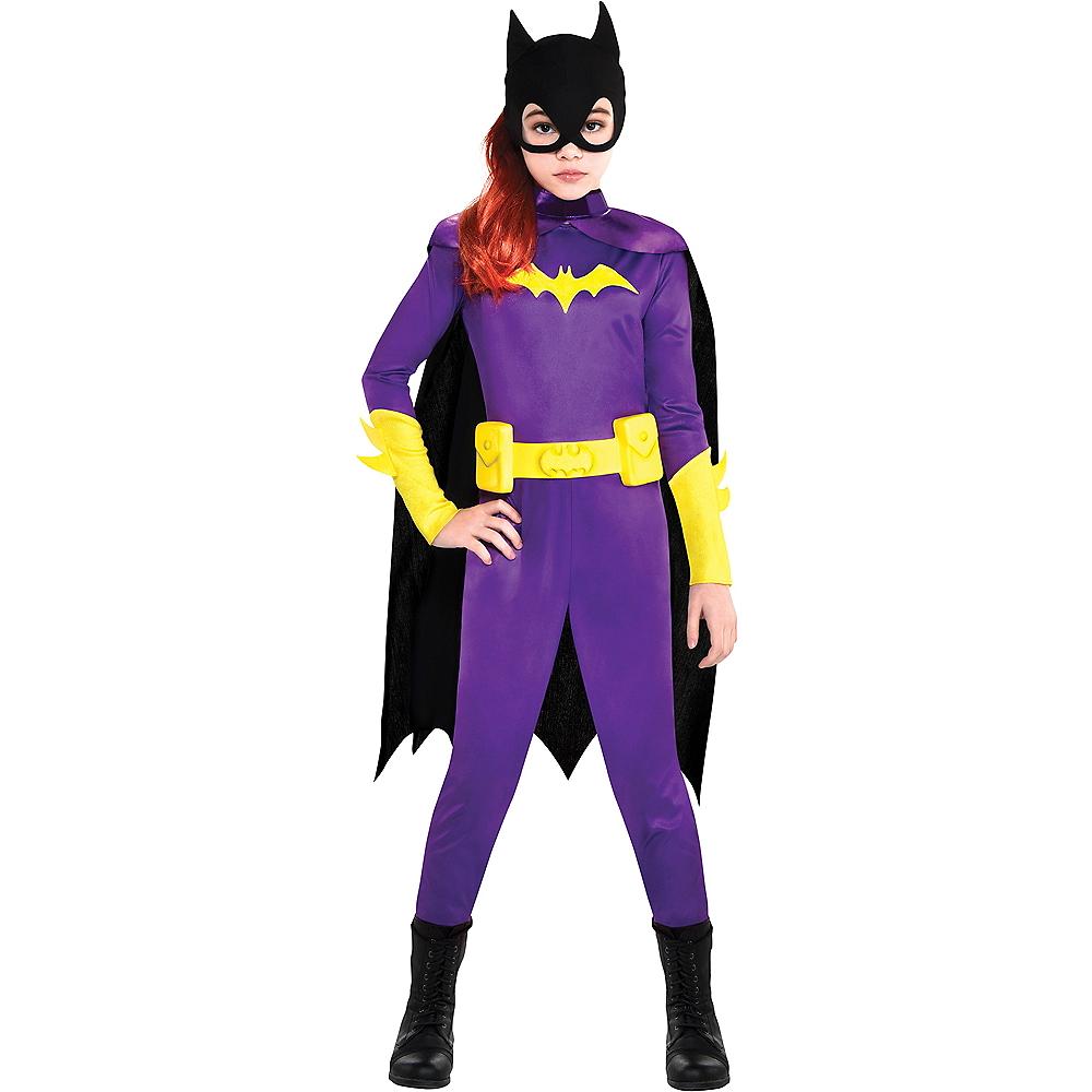 Child Batgirl Costume - DC Super Hero Girls Image #1
