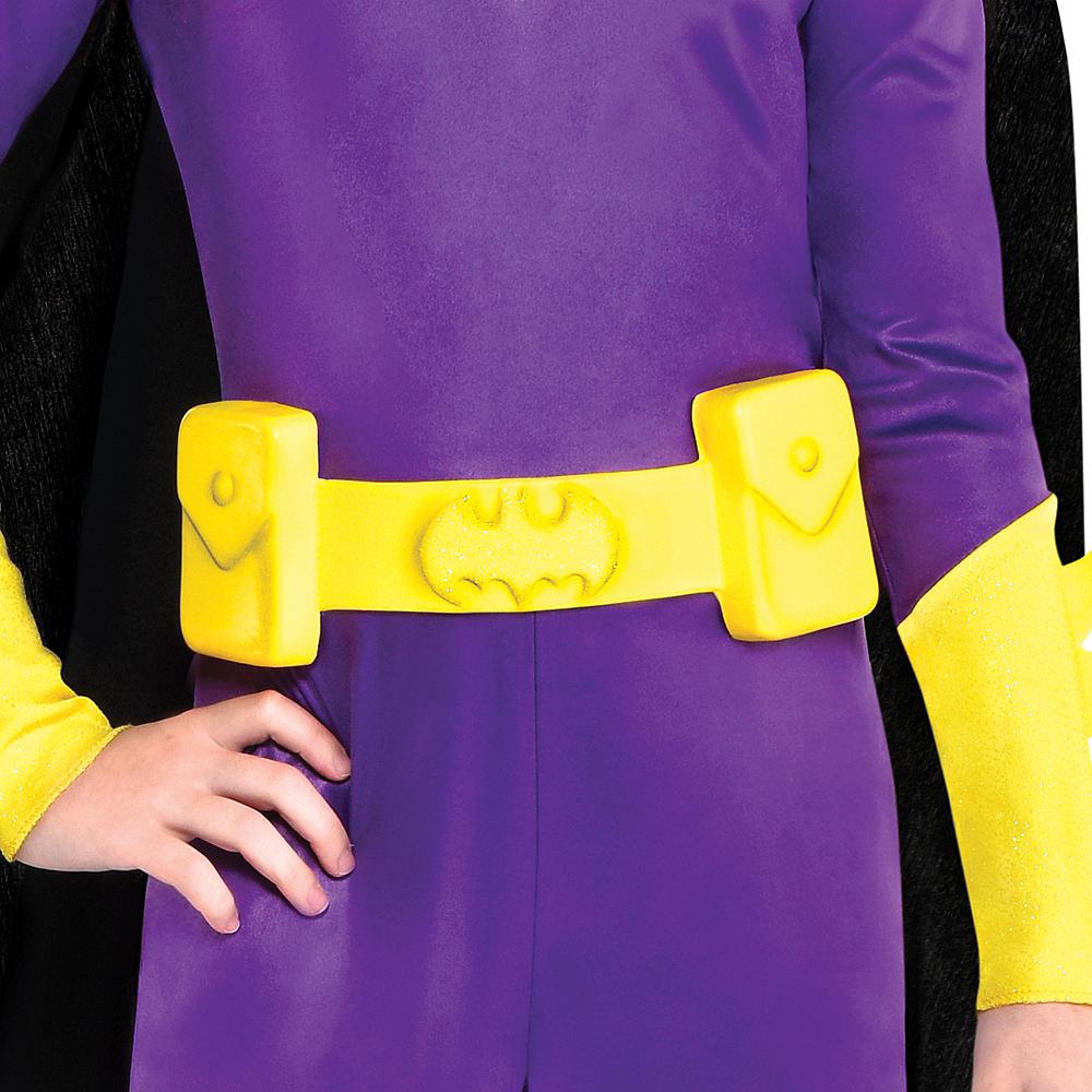 Child Batgirl Costume - DC Super Hero Girls Image #5