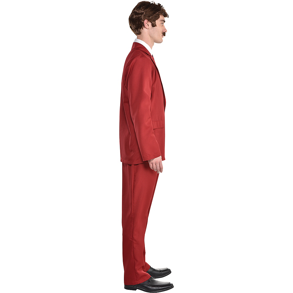 Adult Ron Burgundy Costume - Anchorman Image #2