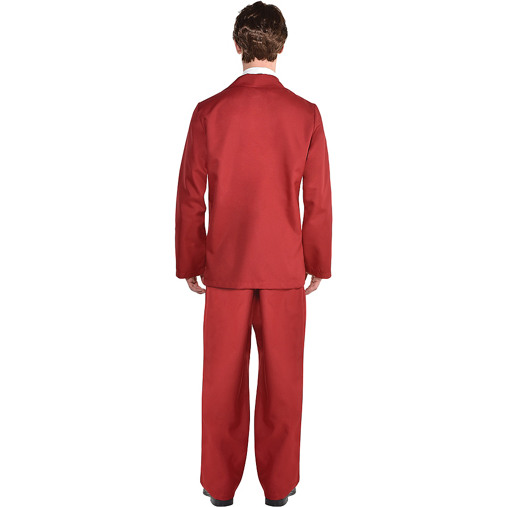 Adult Ron Burgundy Costume - Anchorman Image #3