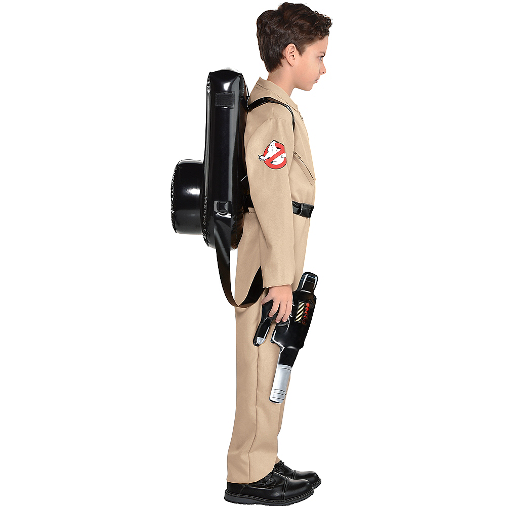 Child Ghostbusters Costume with Proton Pack Image #2
