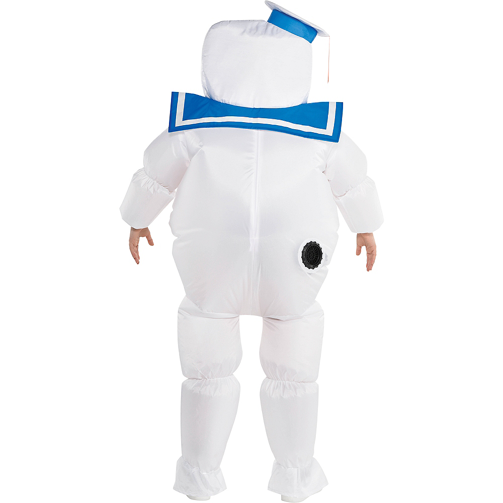 Child Classic Inflatable Stay Puft Marshmallow Man Costume - Ghostbusters Image #3