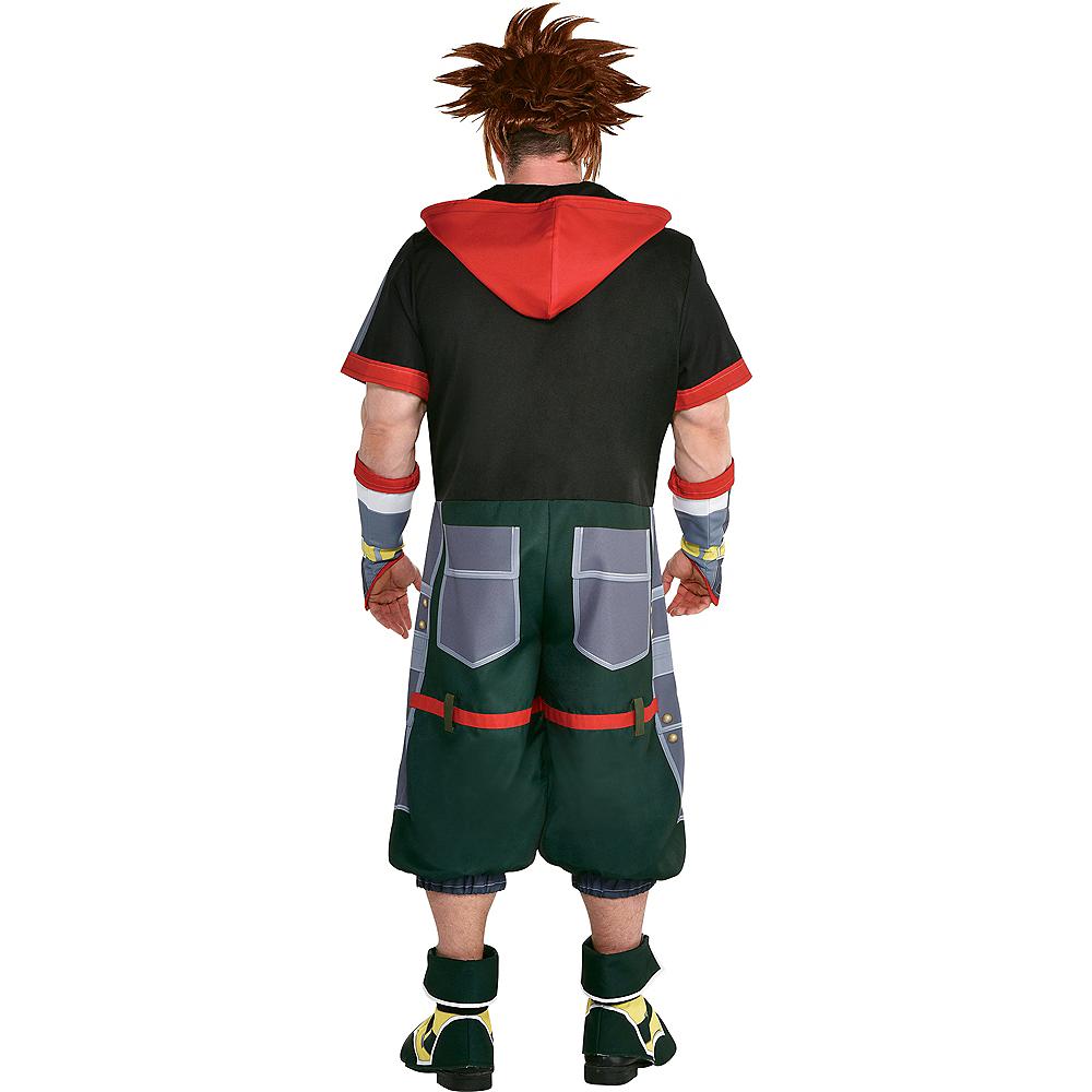 Adult Sora Costume Plus Size - Kingdom Hearts Image #2