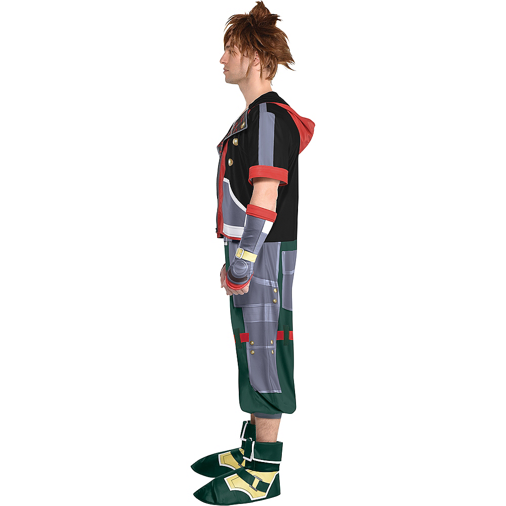 Adult Sora Costume - Kingdom Hearts Image #2