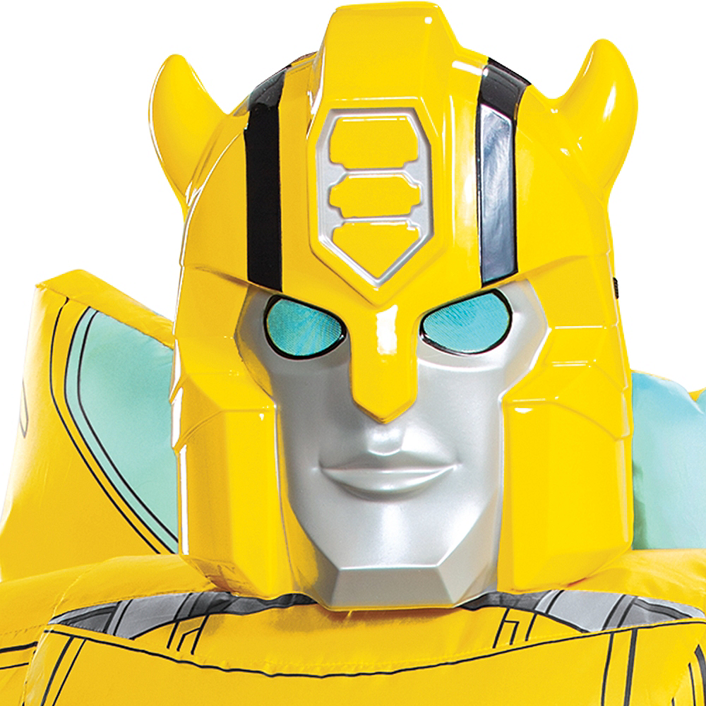 Nav Item for Child Inflatable Bumblebee Costume Image #2