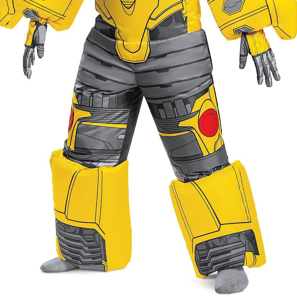 Nav Item for Child Inflatable Bumblebee Costume Image #4