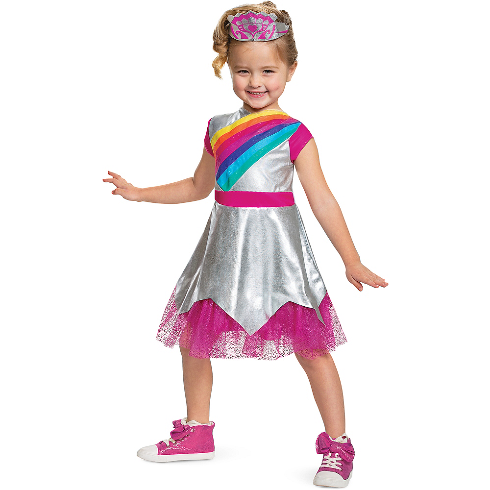 Child Rosie Redd Costume - Rainbow Rangers Image #1