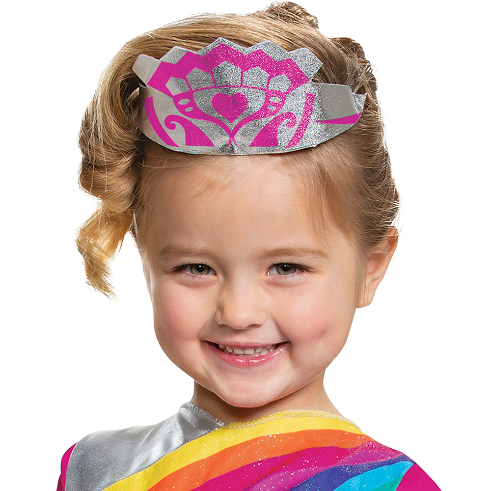 Nav Item for Child Rosie Redd Costume - Rainbow Rangers Image #2