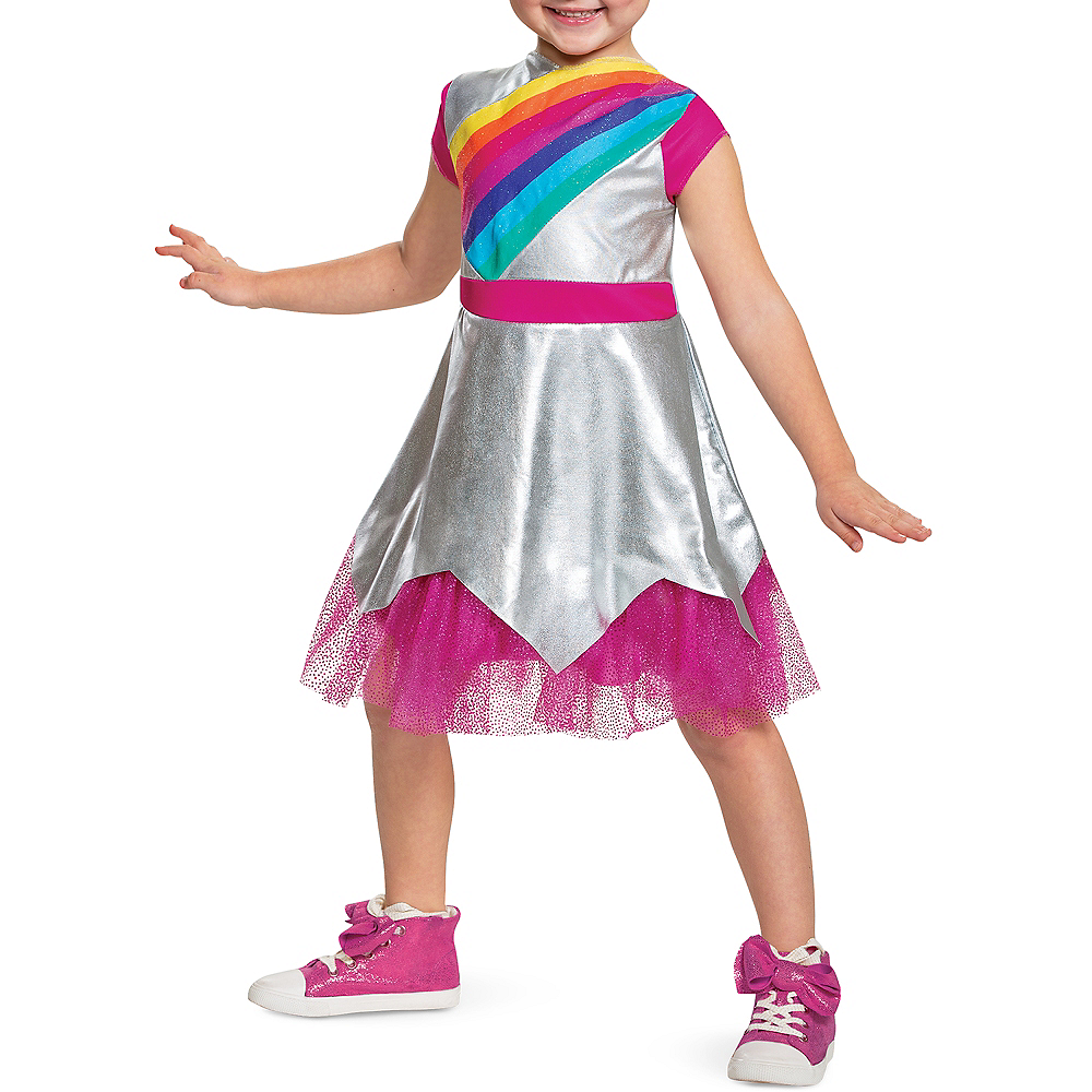 Nav Item for Child Rosie Redd Costume - Rainbow Rangers Image #3
