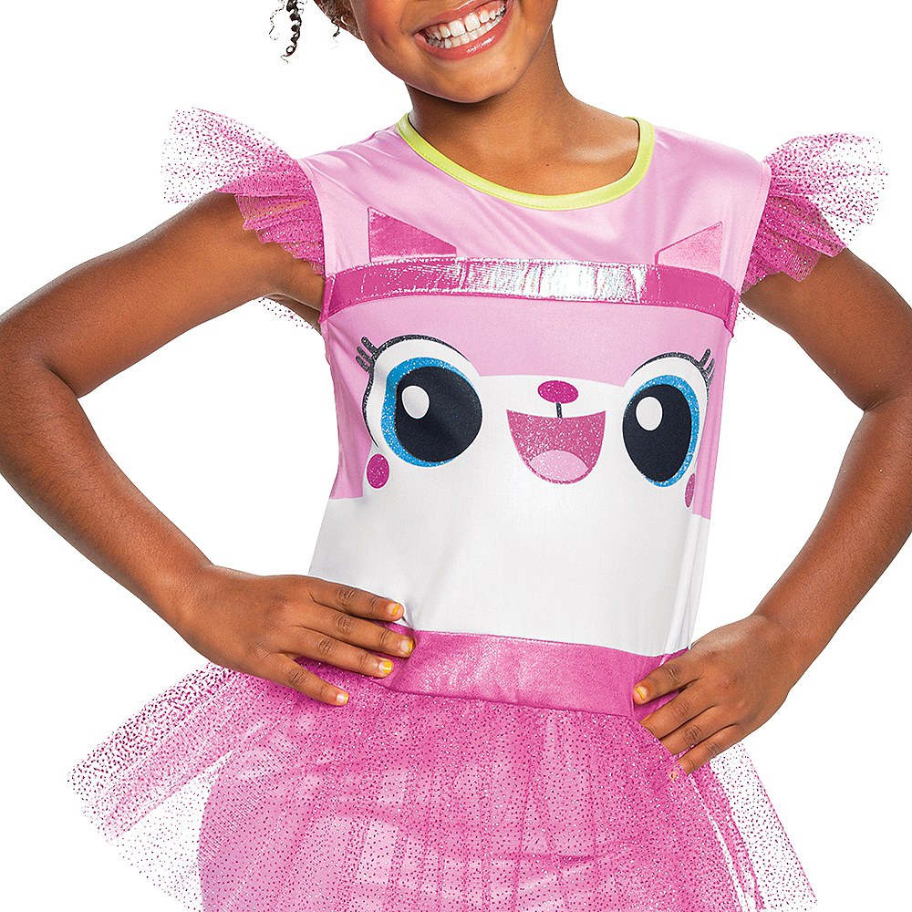 Child Unikitty Costume - The LEGO Movie 2: The Second Part Image #2