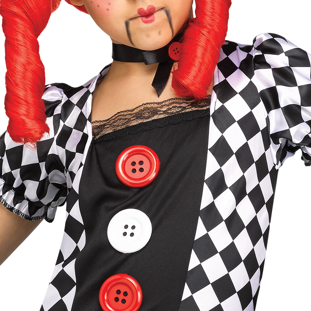 Child Marionette Doll Costume Image #3