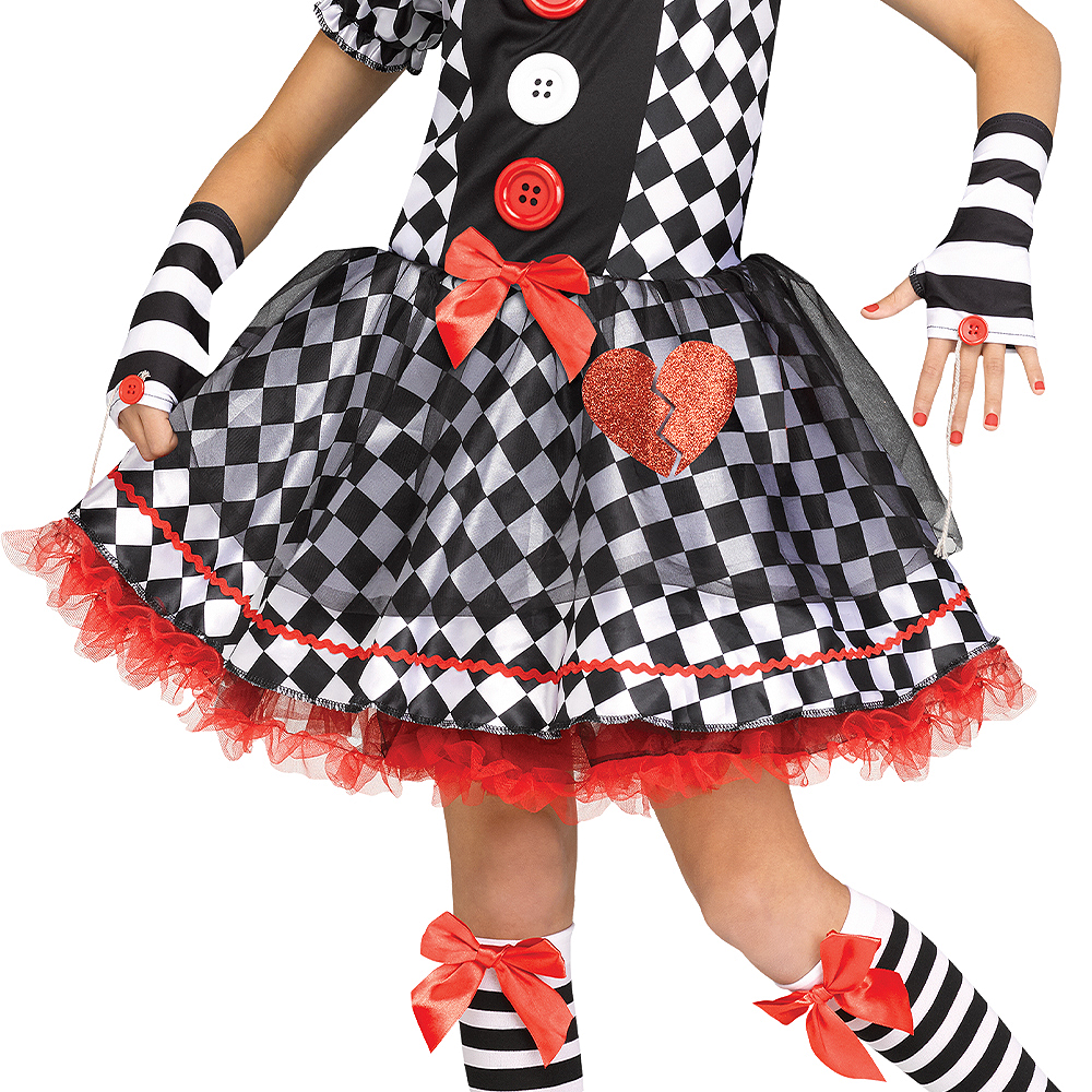 Child Marionette Doll Costume Image #4