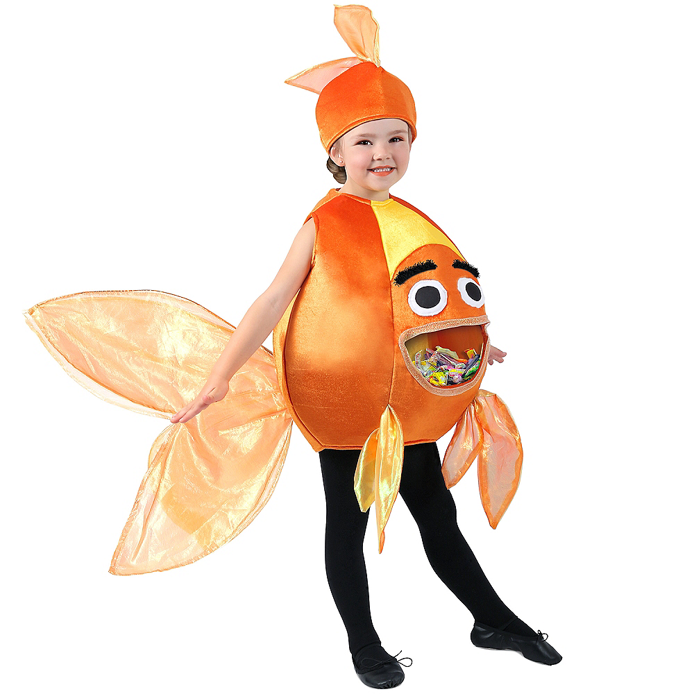 Child Beta Fish Costume Image #1