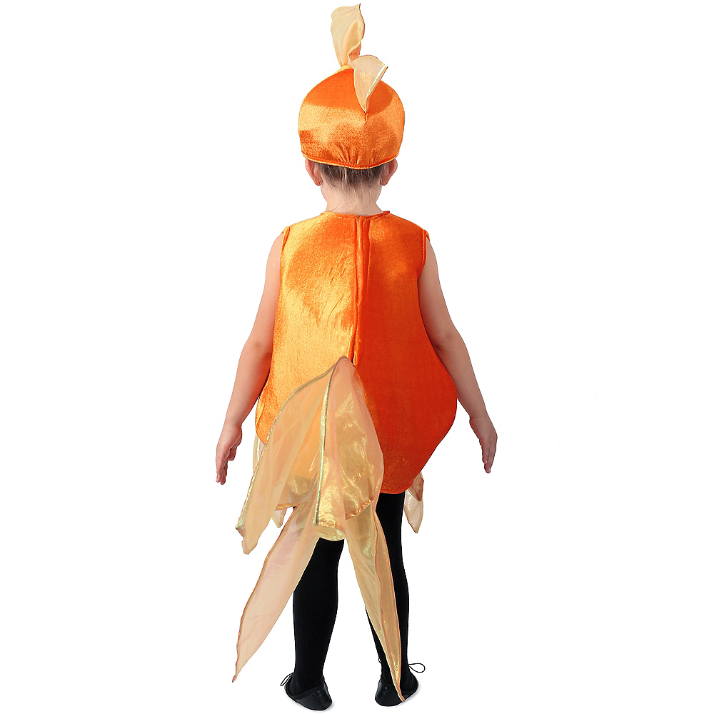 Child Beta Fish Costume Image #2