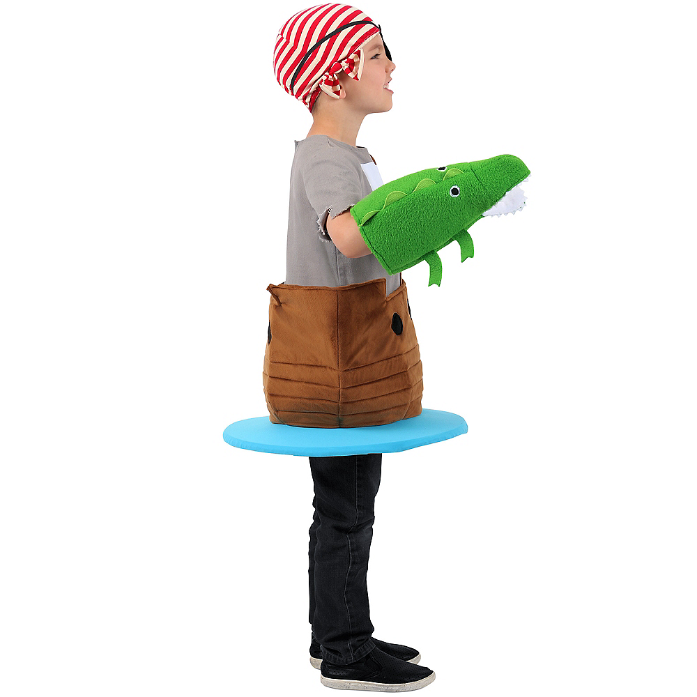 Nav Item for Child Pirate Ship Costume Image #3