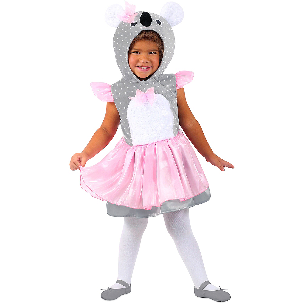 Nav Item for Baby Kimmy Koala Costume Image #1