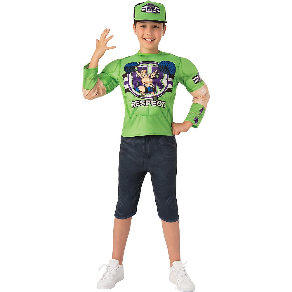 Child John Cena Muscle Costume - WWE Image #1