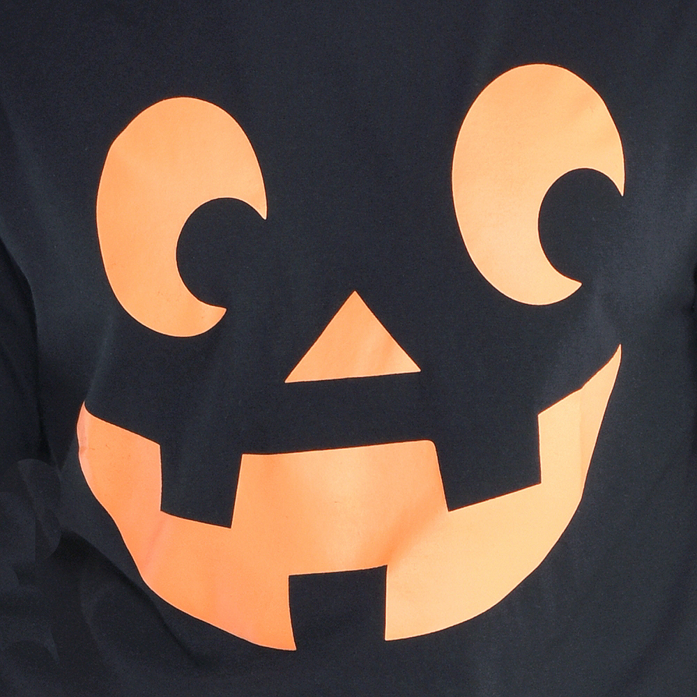 Nav Item for Mens Jack-o'-Lantern Pajamas Image #3