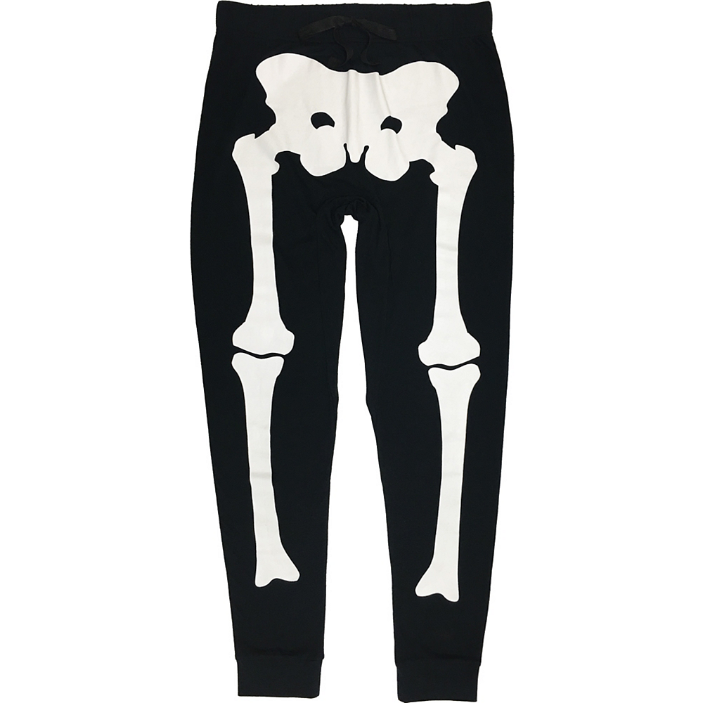 Nav Item for Mens Skeleton Pajamas Image #2