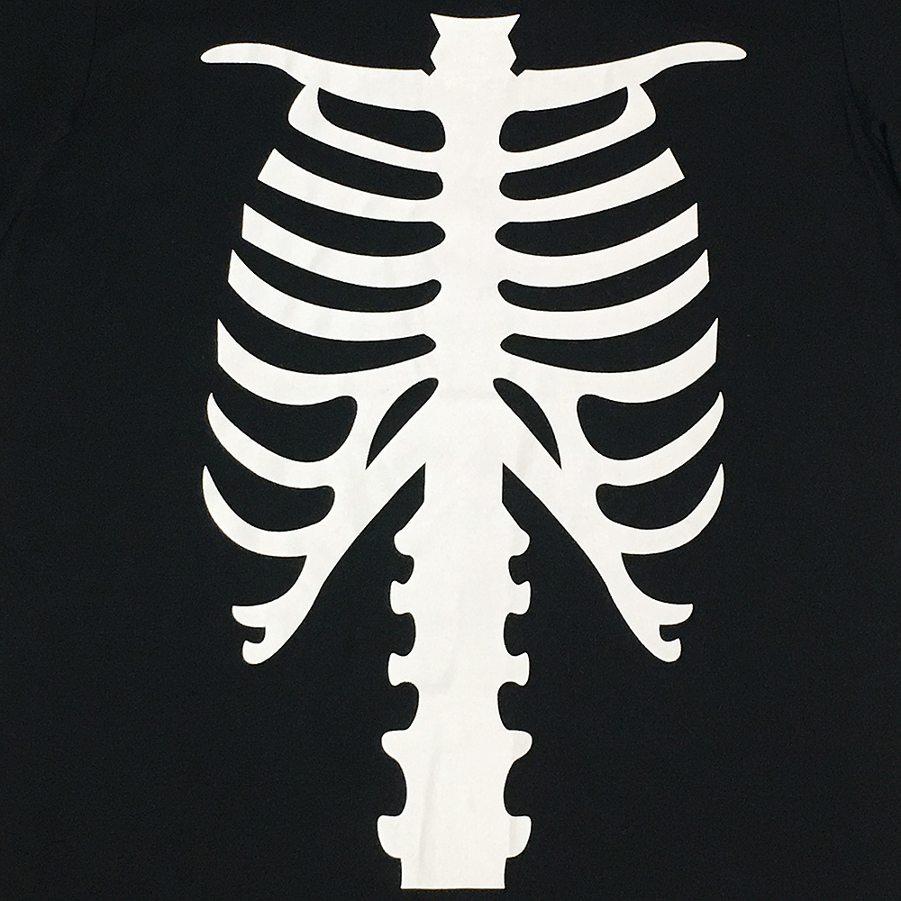 Womens Skeleton Pajamas Image #3