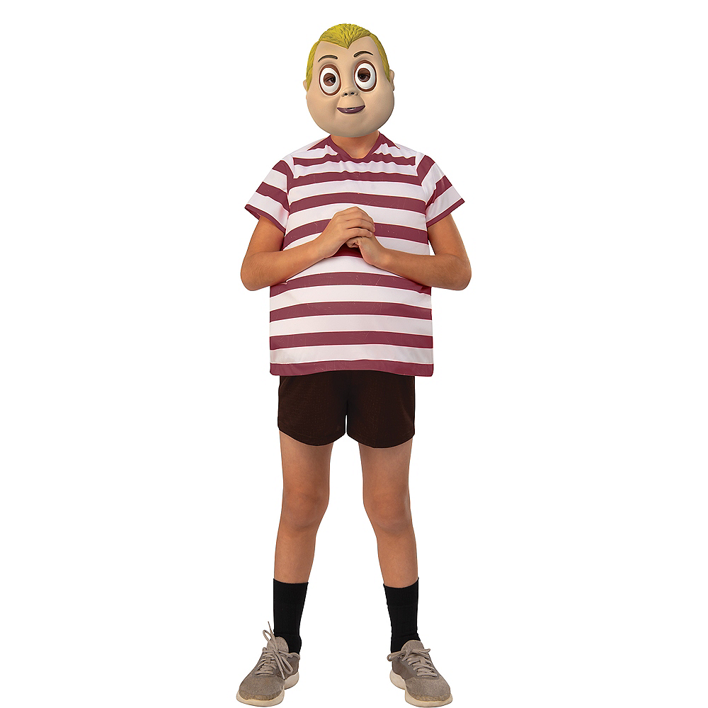 Child Pugsley Addams Costume - The Addams Family Animated Movie Image #1