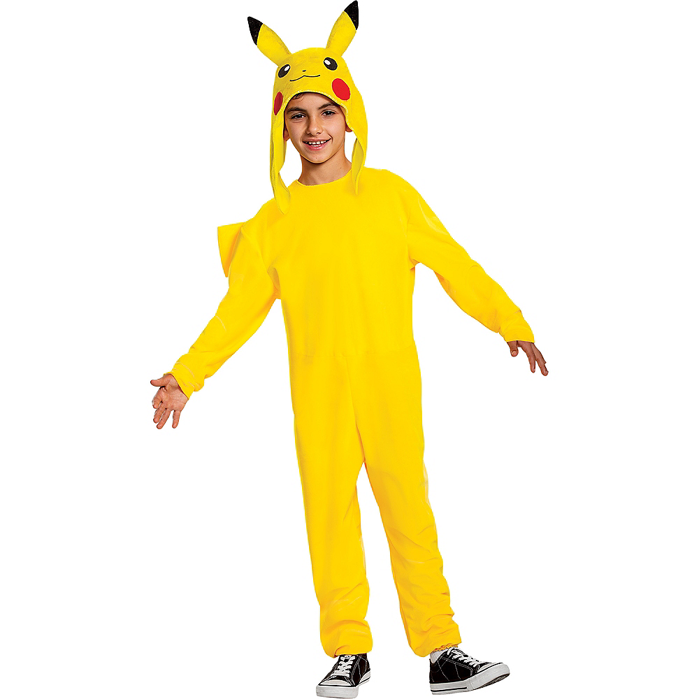 Child Pikachu Costume Image #1