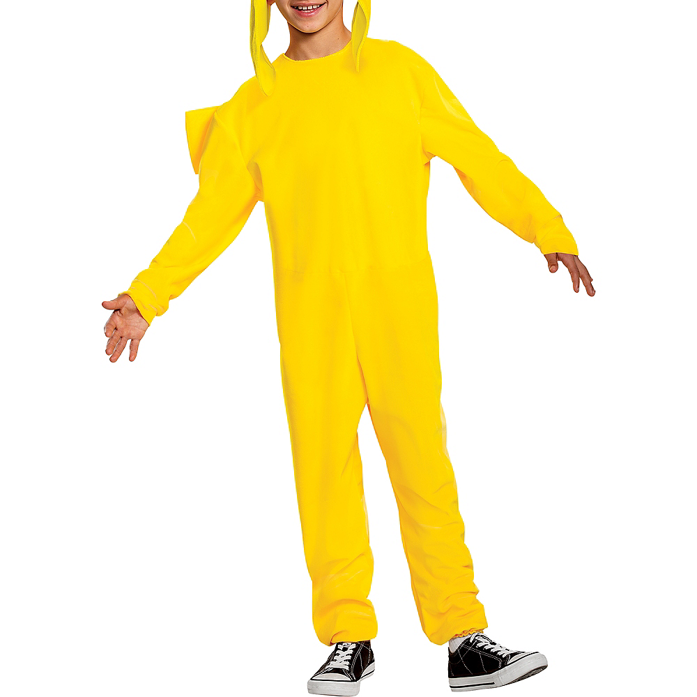 Child Pikachu Costume Image #3