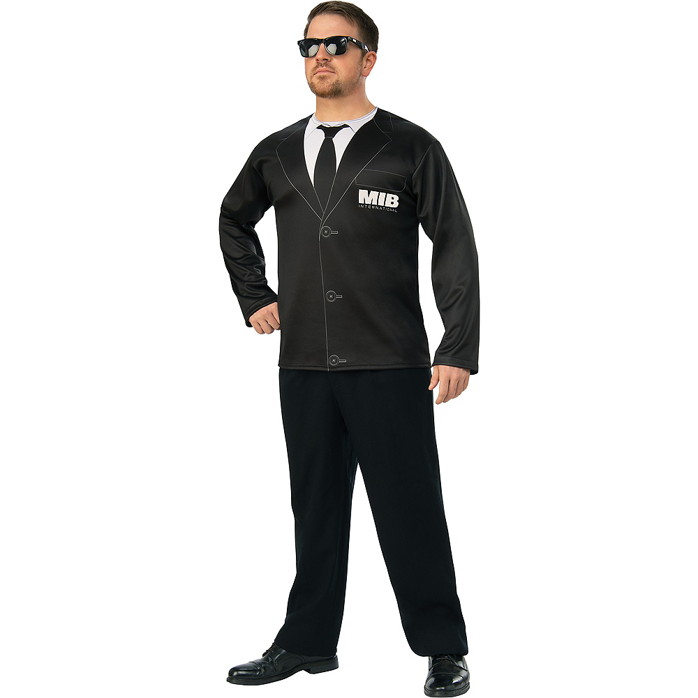 Adult Agent H Costume Men In Black International