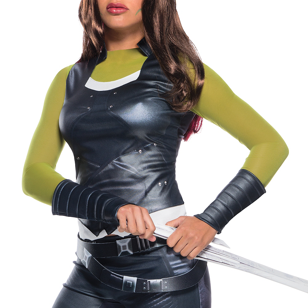 Nav Item for Adult Gamora Costume - Avengers: Infinity War Image #2